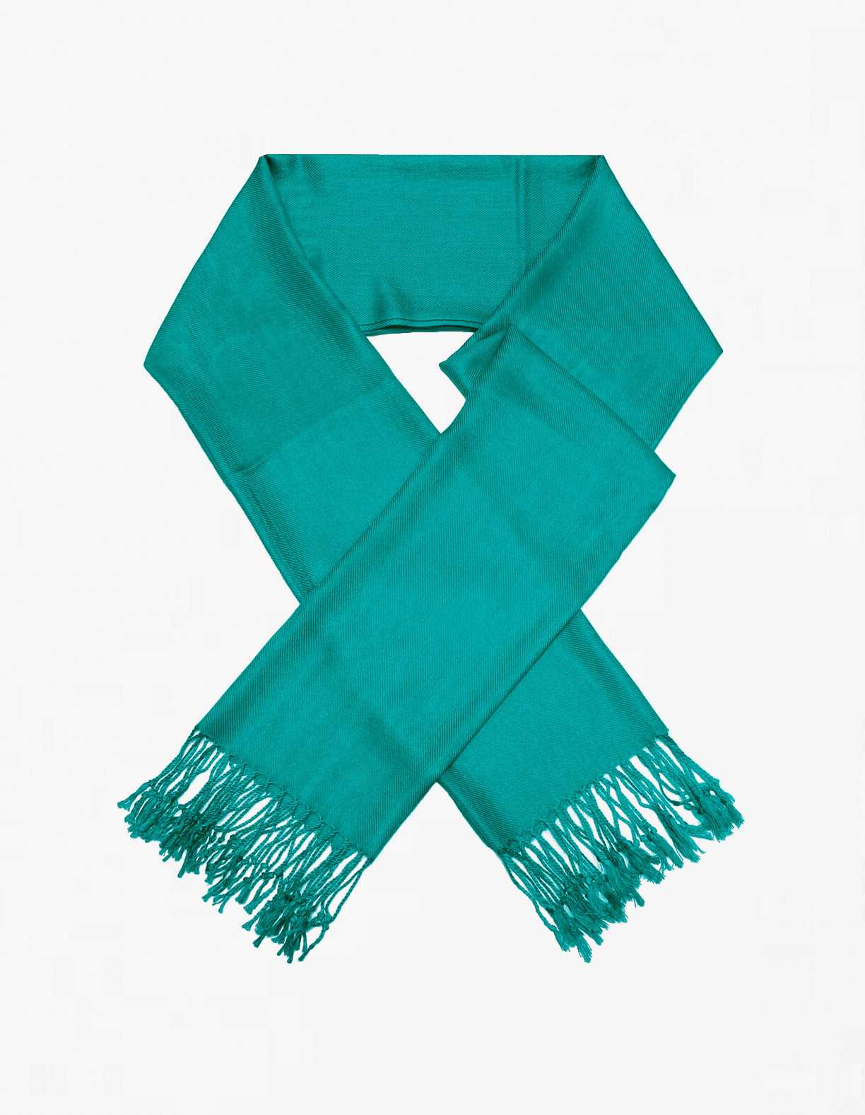 8148 Light Sea Green Pashmina Scarf