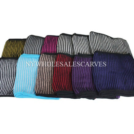 Knit Infinity Scarf JB401 Assorted Colors