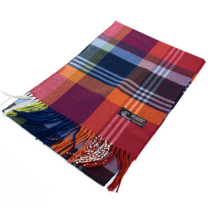 Cashmere Feel Scarf FW1509  Classic Multi