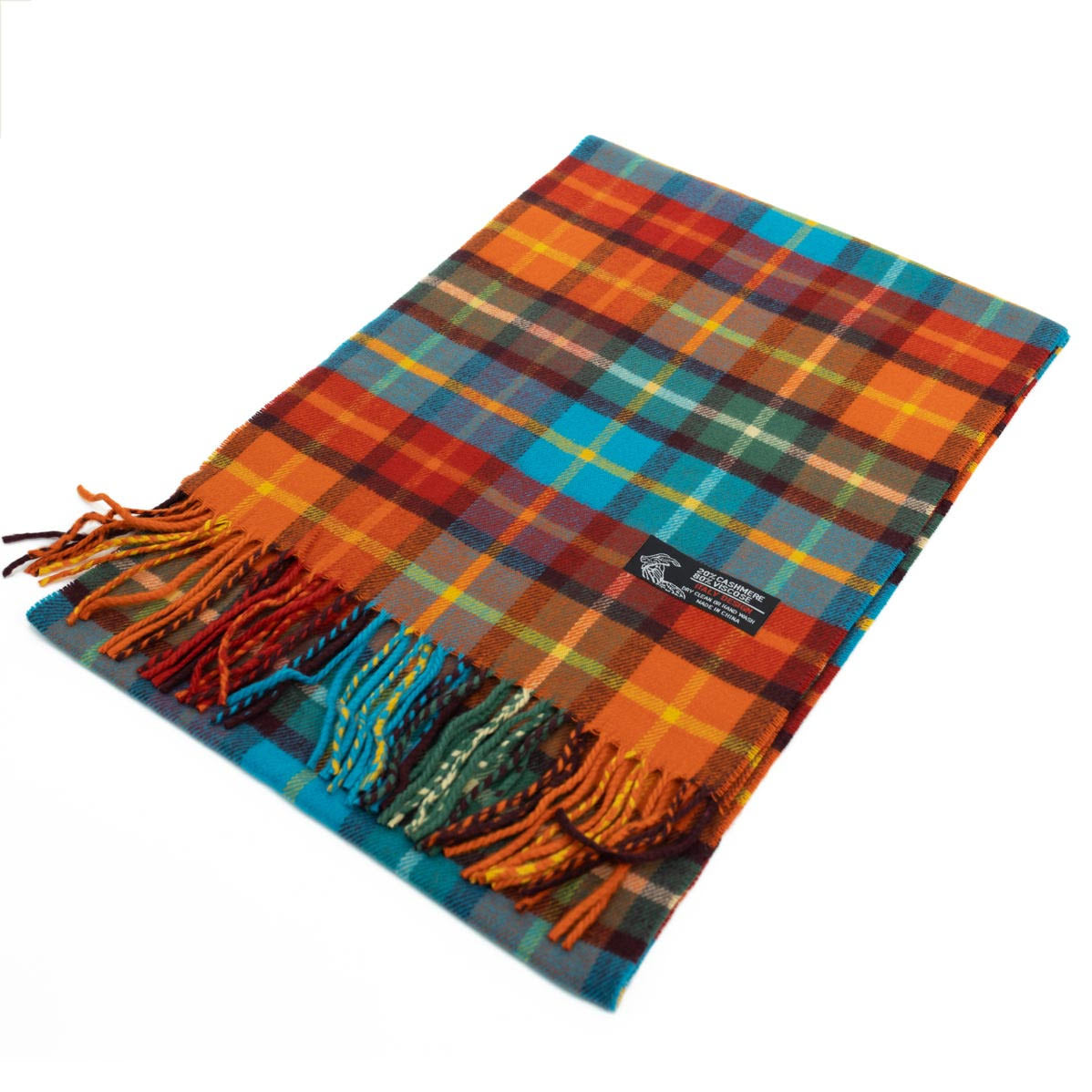 Cashmere Feel Scarf FW2903  Classic Multi