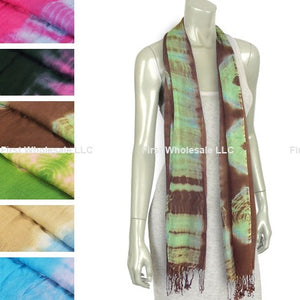 Ombre Dyed Shawl Assorted FW20267S