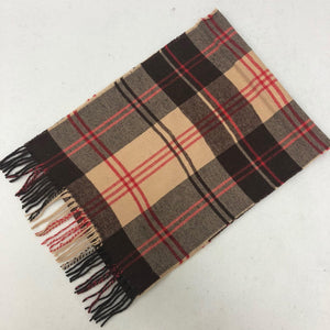 Cashmere Feel Scarf FW24826 Brown/Beige