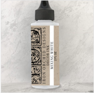 Decor Ink Mixing White 2oz