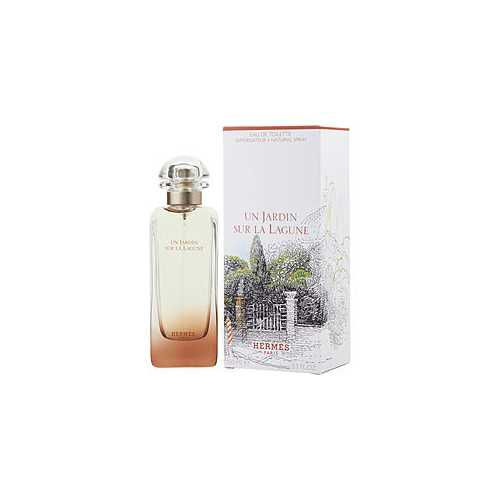 UN JARDIN SUR LA LAGUNE by Hermes (UNISEX) EDT SPRAY 3.3 OZ