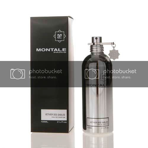 MONTALE PARIS VETIVER DES SABLES by Montale (UNISEX) EAU DE PARFUM SPRAY 3.4 OZ