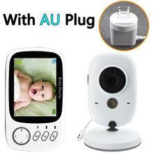 Load image into Gallery viewer, Wireless Baby Monitor Camera