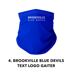 Brookville Fundraiser Mask (Shipped)