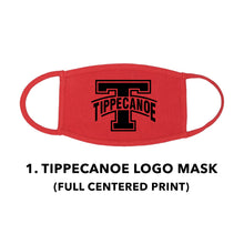 Load image into Gallery viewer, Tippecanoe Fundraiser Mask