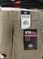 874 Original fit -work pants - Khaki