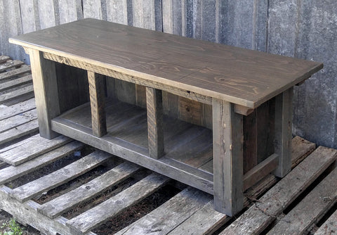 Farmhouse Mission Bench