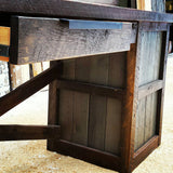 Reclaimed Industrial Desk