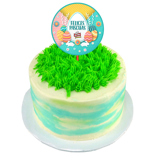 Pastel Felices Pascuas