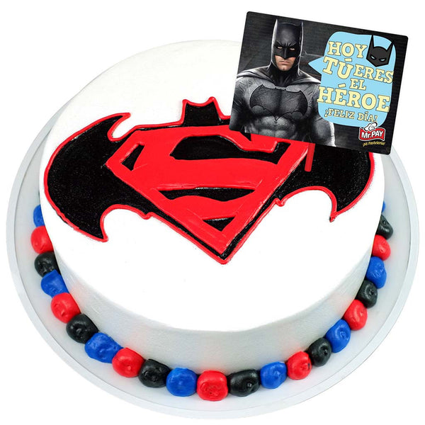 Pastel Batman v Superman (Ed. Especial)