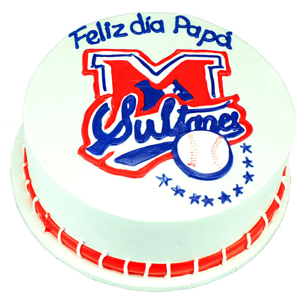 Sultanes Cake