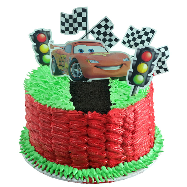 Decorado Especial Cars