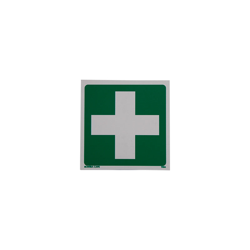First Aid Sign 150mm X150mm