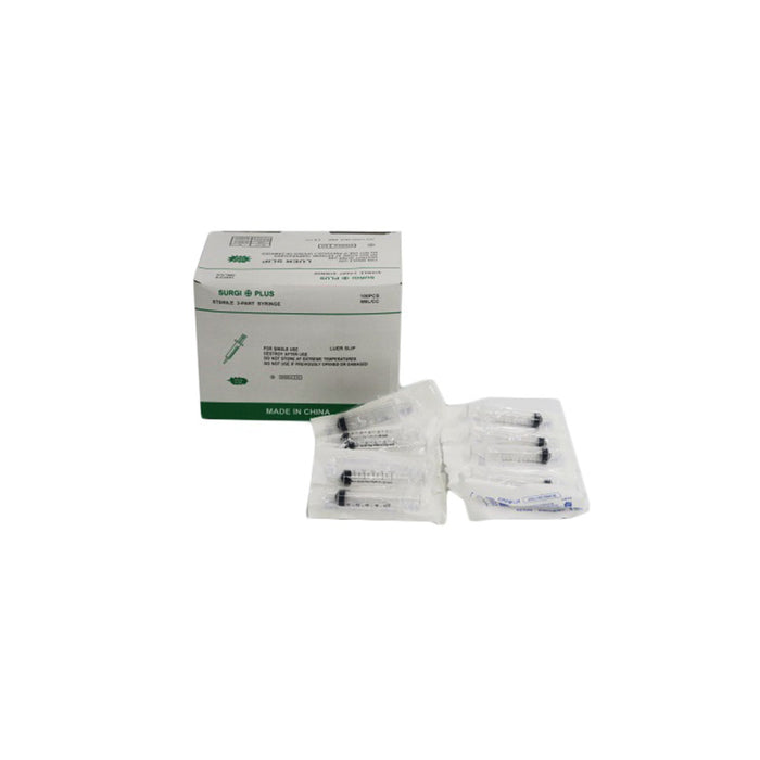 Syringes  Pack of 100