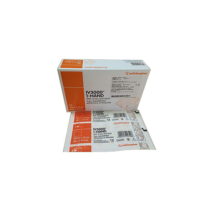 Elect IV Film Dressing 10 x 12cm Pack of 50