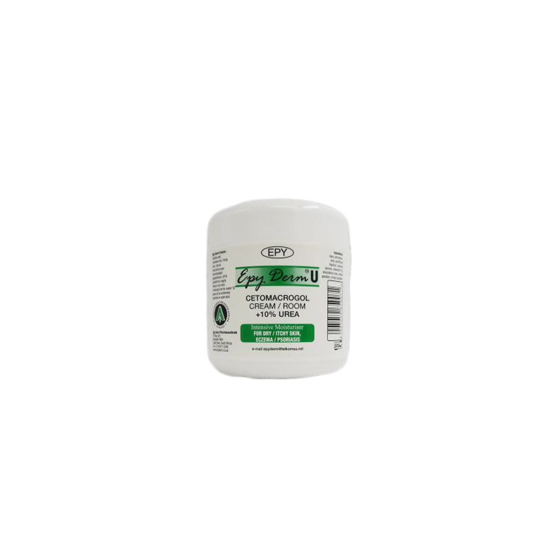 Epy-Derm U Cream Ceto Plus 10% Urea