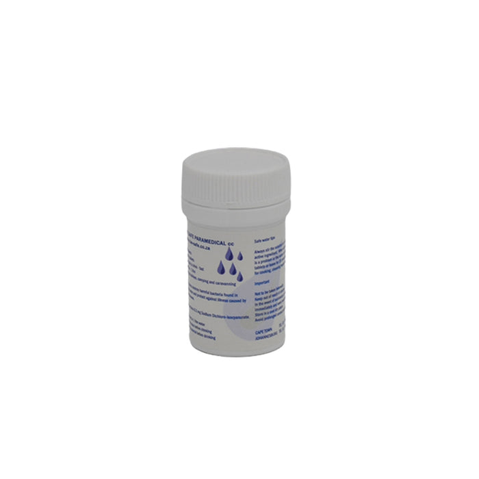 Water Purifying Tablets 50 Tablets