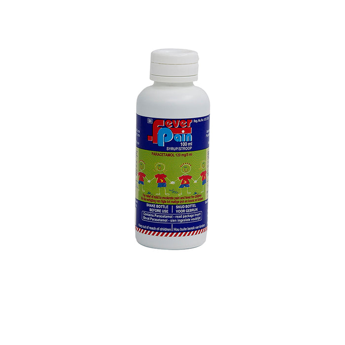 Fever Pain Syrup 100ml