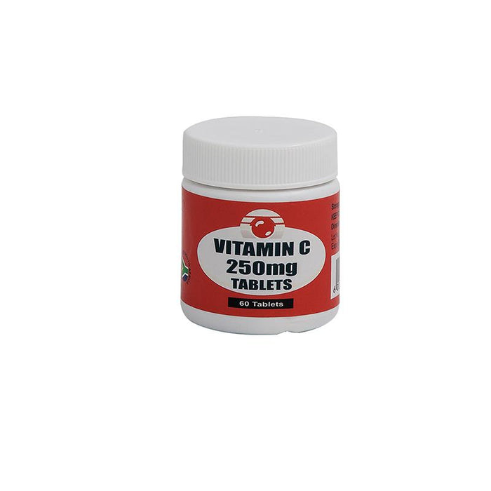 Vit C 250mg 60 tablets