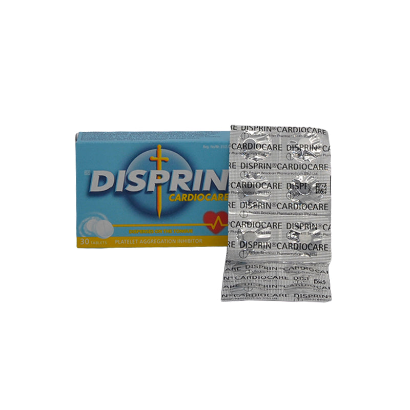 Disprin Cardio Care 30 Tablets