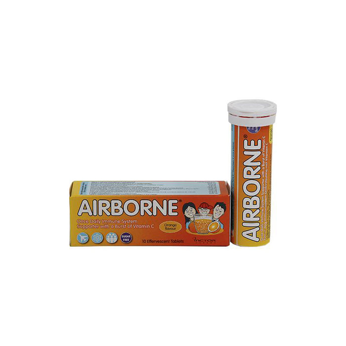 Airborne Effervescent 10 Tablets