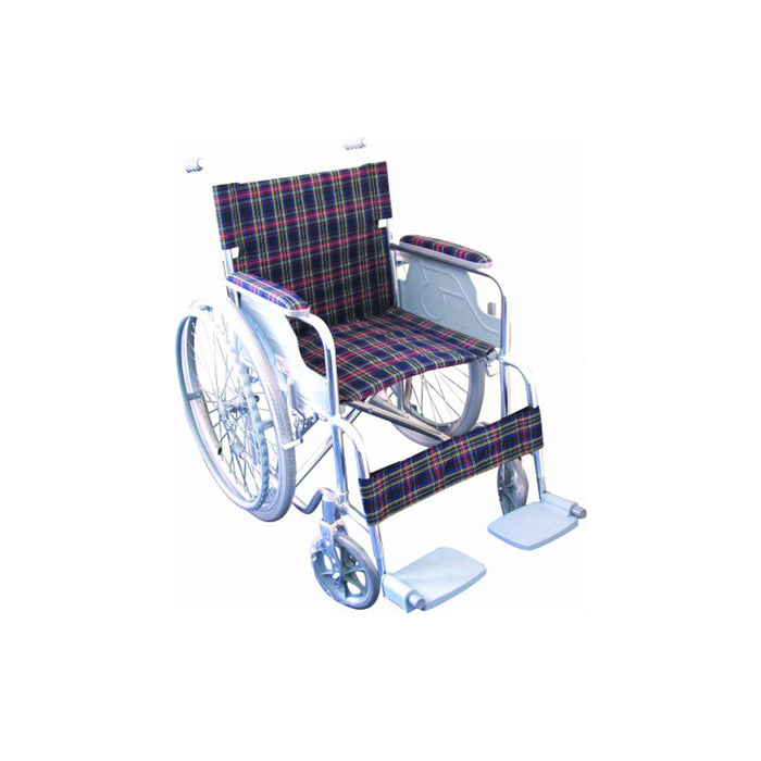 Economic Lightweight Wheelchair