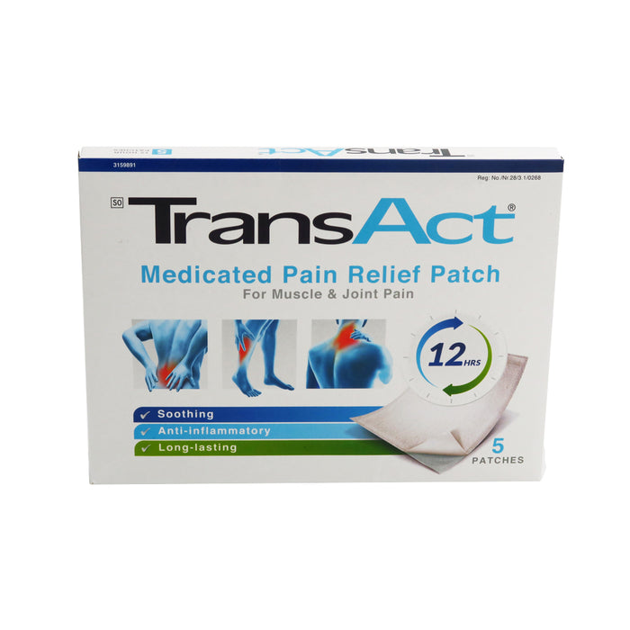 TransAct 5 Patches