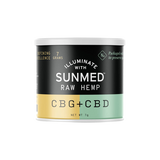 CBD+CBG Raw Hemp Flower
