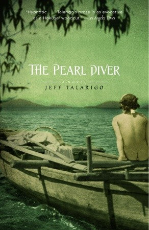 The Pearl Diver, by Jeff Talarigo