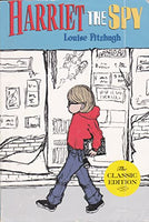 Harriet the Spy, by Louise Fitzhugh
