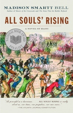 All Souls Rising, by Madison Smart Bell