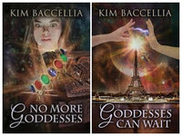 Myths and Mayhem bundle, by Kim Baccellia