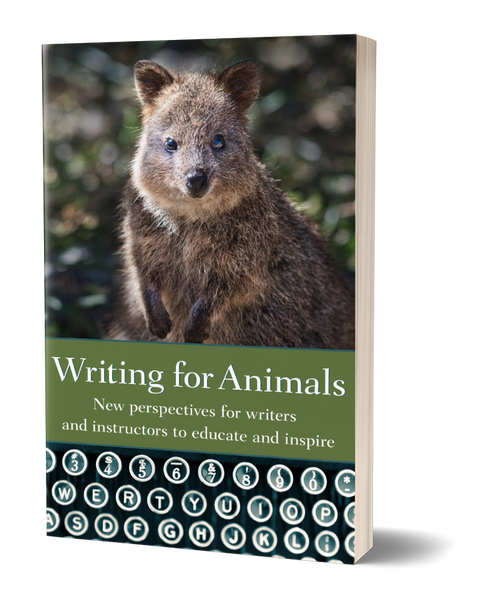 Writing For Animals, edited by John Yunker