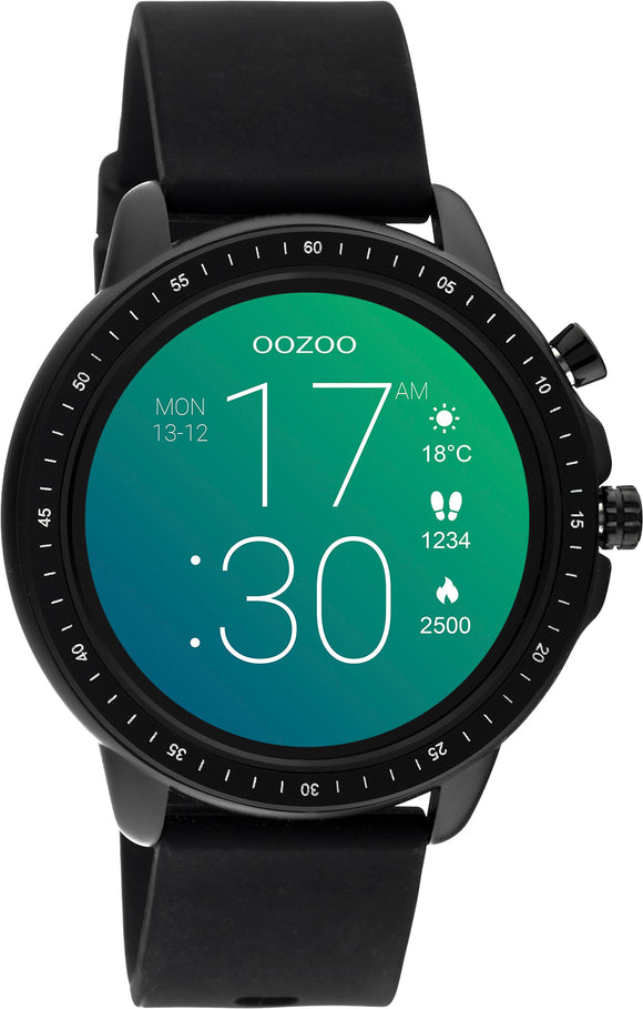 Oozoo Smartwatch  Q00305 silver-sliver