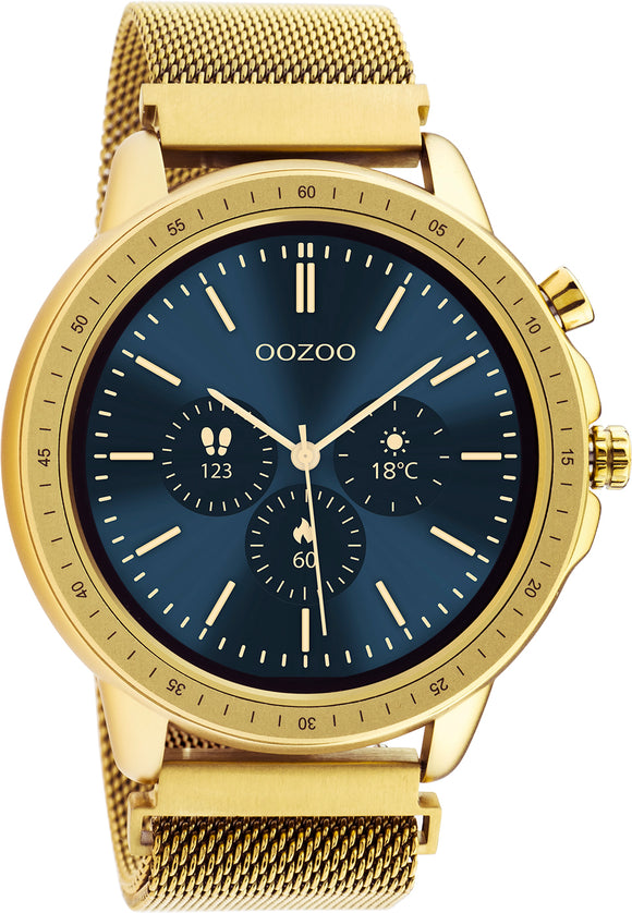 Oozoo Smartwatch  Q00306 Gold-gold