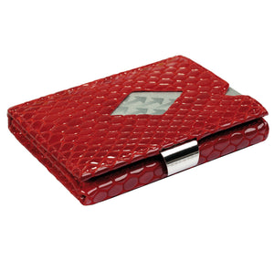 Exentri red crocoprint