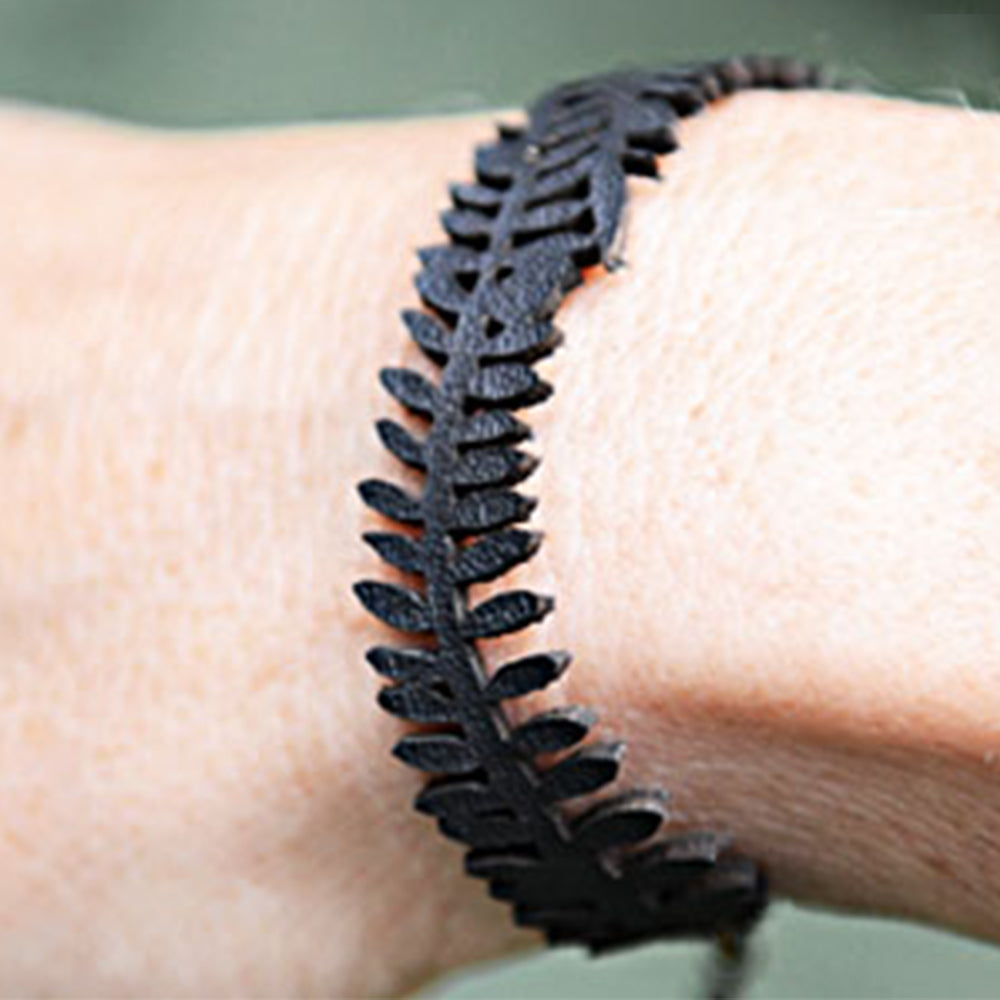 Leather Jewellery Love - Bracelet