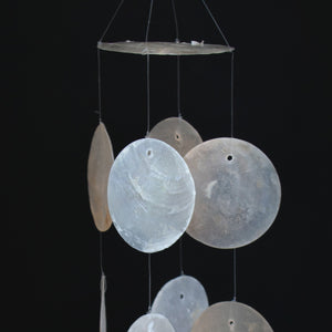 Nacre wind chime