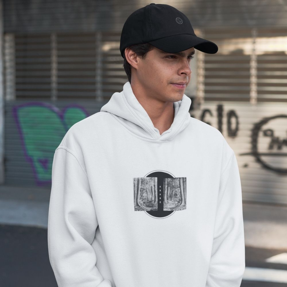 Binary Soul organic hoodie in multiple colors