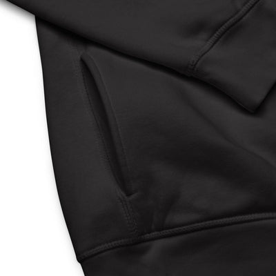 Be Different Prism organic hoodie in black