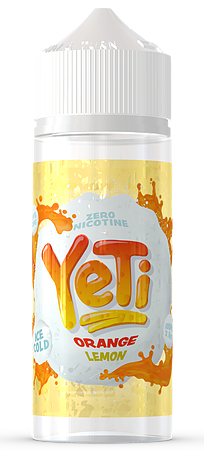 Yeti Orange & Lemon - Vapepit