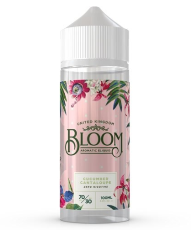 Bloom Cucumber Cantaloupe - Vapepit
