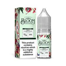 Bloom Pear Elderflower Nic Salt