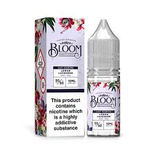 Bloom Lemon Lavender Nic Salt