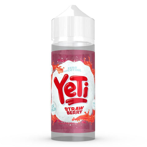 Yeti Strawberry - Vapepit