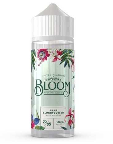 Bloom Pear Elderflower - Vapepit