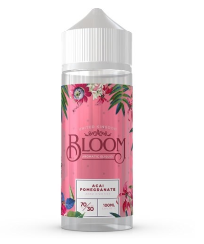 Bloom Acai Pomegrante - Vapepit
